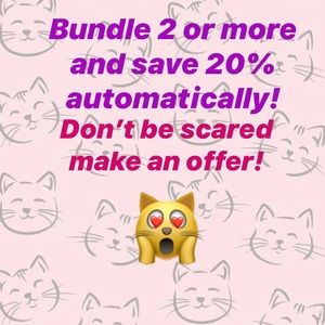 20% off when you bundle